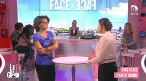 Laurence Ferrari, Hapsatou Sy et Audrey Pulvar dans le Grand 8 - 03/06/15 - 34