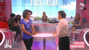 Laurence Ferrari, Hapsatou Sy et Audrey Pulvar dans le Grand 8 - 03/06/15 - 36