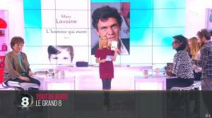 Laurence Ferrari, Hapsatou Sy et Audrey Pulvar dans le Grand 8 - 12/02/15 - 01