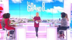 Laurence Ferrari, Hapsatou Sy et Audrey Pulvar dans le Grand 8 - 12/02/15 - 02