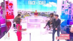 Laurence Ferrari, Hapsatou Sy et Audrey Pulvar dans le Grand 8 - 12/02/15 - 21