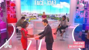 Laurence Ferrari, Hapsatou Sy et Audrey Pulvar dans le Grand 8 - 12/02/15 - 22