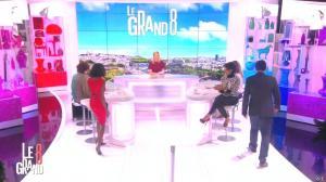 Laurence Ferrari, Hapsatou Sy et Audrey Pulvar dans le Grand 8 - 12/02/15 - 23