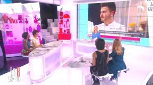 Laurence Ferrari, Hapsatou Sy et Audrey Pulvar dans le Grand 8 - 24/03/15 - 13