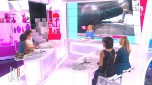 Laurence Ferrari, Hapsatou Sy et Audrey Pulvar dans le Grand 8 - 24/03/15 - 20