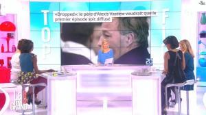 Laurence Ferrari, Hapsatou Sy et Audrey Pulvar dans le Grand 8 - 24/03/15 - 29