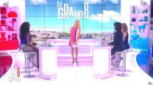 Laurence Ferrari, Hapsatou Sy et Audrey Pulvar dans le Grand 8 - 27/05/15 - 01