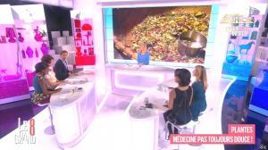 Laurence Ferrari, Hapsatou Sy, Audrey Pulvar et Sophie Davant dans le Grand 8 - 24/03/15 - 33