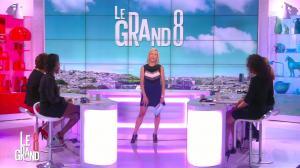 Laurence Ferrari et Hapsatou Sy dans le Grand 8 - 17/06/16 - 19