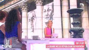 Laurence Ferrari et Hapsatou Sy dans le Grand 8 - 27/05/15 - 15