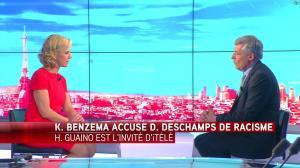 Laurence Ferrari dans Tirs Croisés - 01/06/16 - 02