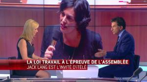 Laurence Ferrari dans Tirs Croises - 03/05/16 - 02