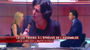Laurence Ferrari dans Tirs Croisés - 03/05/16 - 03