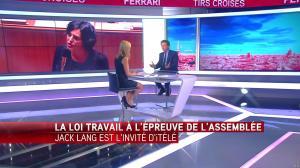 Laurence Ferrari dans Tirs Croisés - 03/05/16 - 04