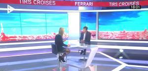 Laurence Ferrari dans Tirs Croisés - 04/02/16 - 011