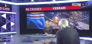 Laurence Ferrari dans Tirs Croisés - 04/02/16 - 024