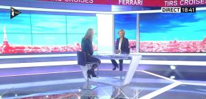 Laurence Ferrari dans Tirs Croises - 04/02/16 - 050