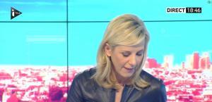 Laurence Ferrari dans Tirs Croisés - 04/02/16 - 061