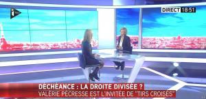 Laurence Ferrari dans Tirs Croisés - 04/02/16 - 068