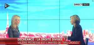 Laurence Ferrari dans Tirs Croisés - 04/02/16 - 069