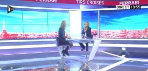Laurence Ferrari dans Tirs Croisés - 04/02/16 - 076