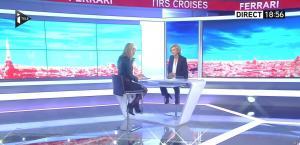 Laurence Ferrari dans Tirs Croisés - 04/02/16 - 082