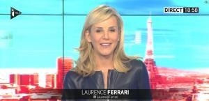 Laurence Ferrari dans Tirs Croisés - 04/02/16 - 084