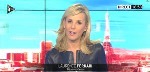 Laurence Ferrari dans Tirs Croisés - 04/02/16 - 085