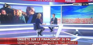 Laurence Ferrari dans Tirs Croisés - 05/01/16 - 19