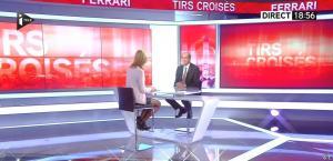 Laurence Ferrari dans Tirs Croisés - 05/11/15 - 06