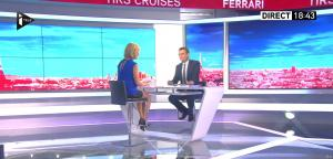 Laurence Ferrari dans Tirs Croisés - 06/06/16 - 02