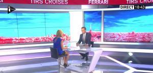 Laurence Ferrari dans Tirs Croises - 06/06/16 - 03
