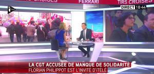 Laurence Ferrari dans Tirs Croisés - 06/06/16 - 06