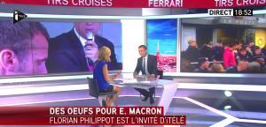 Laurence Ferrari dans Tirs Croisés - 06/06/16 - 10