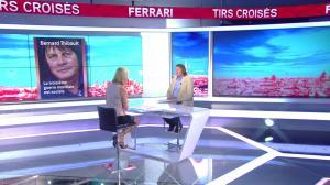 Laurence Ferrari dans Tirs Croisés - 06/07/16 - 02