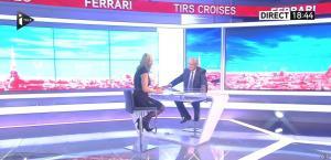 Laurence Ferrari dans Tirs Croisés - 07/03/16 - 04