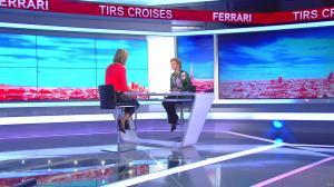 Laurence Ferrari dans Tirs Croises - 07/06/16 - 04