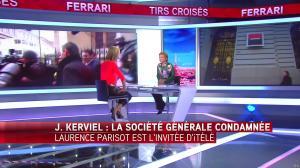 Laurence Ferrari dans Tirs Croises - 07/06/16 - 10