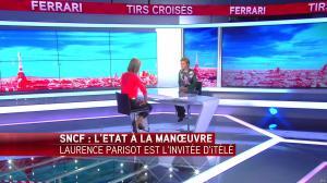 Laurence Ferrari dans Tirs Croises - 07/06/16 - 11