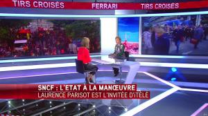 Laurence Ferrari dans Tirs Croises - 07/06/16 - 13