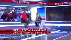 Laurence Ferrari dans Tirs Croises - 07/06/16 - 14