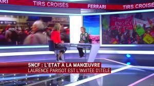 Laurence Ferrari dans Tirs Croises - 07/06/16 - 18