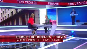 Laurence Ferrari dans Tirs Croises - 07/06/16 - 21