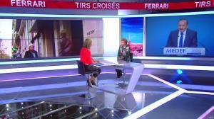 Laurence Ferrari dans Tirs Croises - 07/06/16 - 23