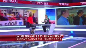 Laurence Ferrari dans Tirs Croises - 07/06/16 - 26