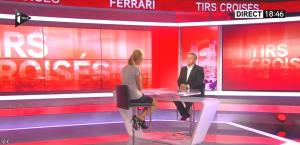 Laurence Ferrari dans Tirs Croisés - 07/10/15 - 02