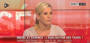 Laurence Ferrari dans Tirs Croisés - 07/10/15 - 07
