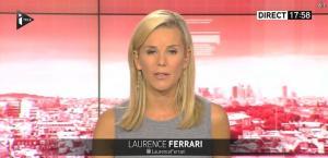 Laurence Ferrari dans Tirs Croisés - 08/09/15 - 02