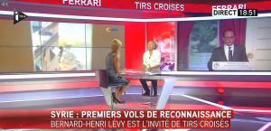 Laurence Ferrari dans Tirs Croisés - 08/09/15 - 25