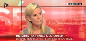 Laurence Ferrari dans Tirs Croisés - 08/09/15 - 26